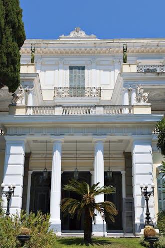 Achilleion, Korfu | griechenland.de