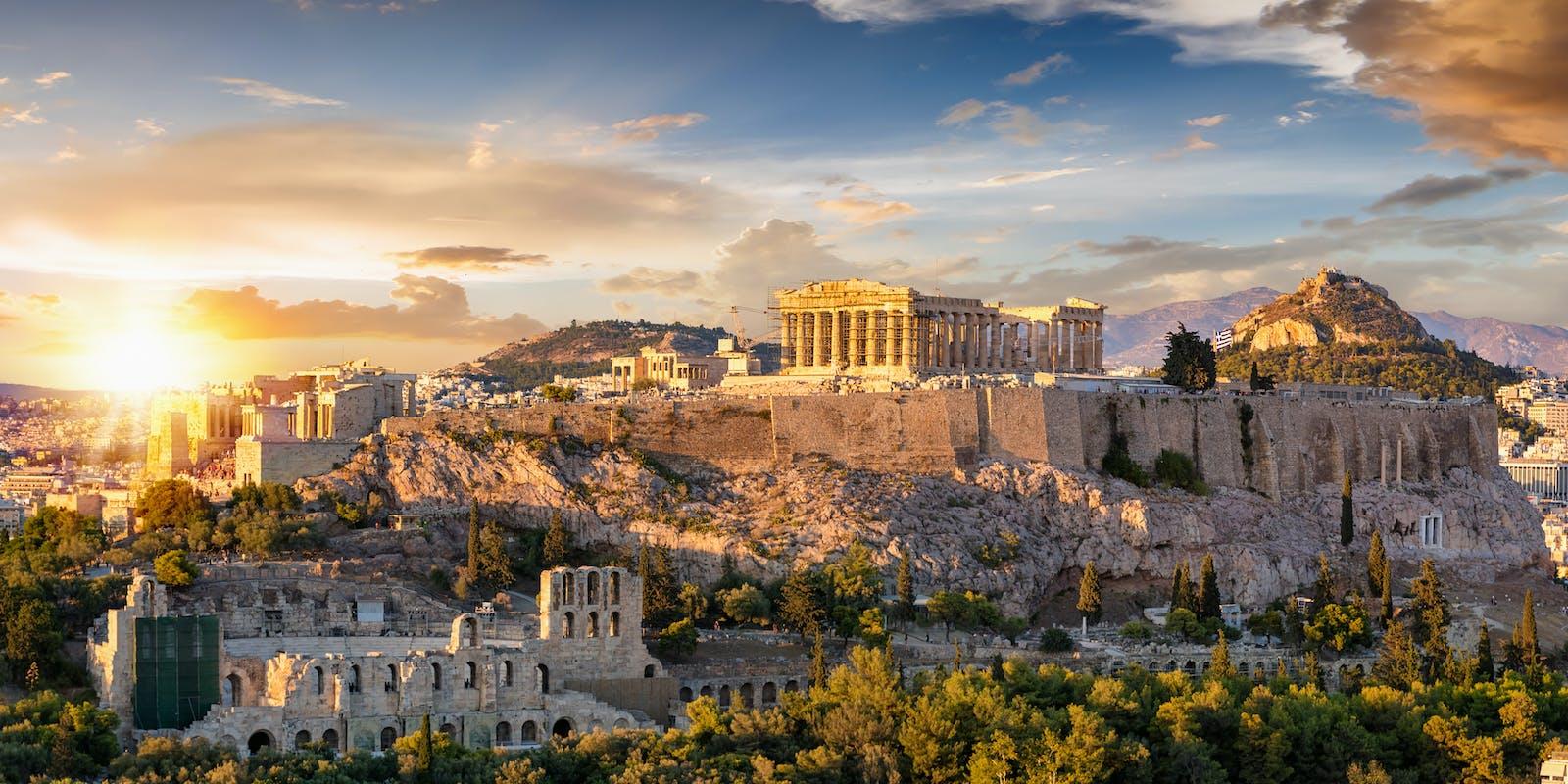 Akropolis, Athen | griechenland.de