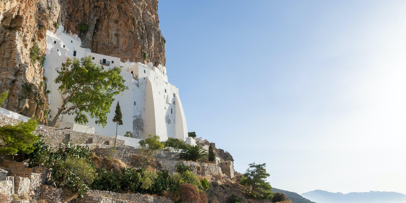 Amorgos, Kykladen | Griechenland.de