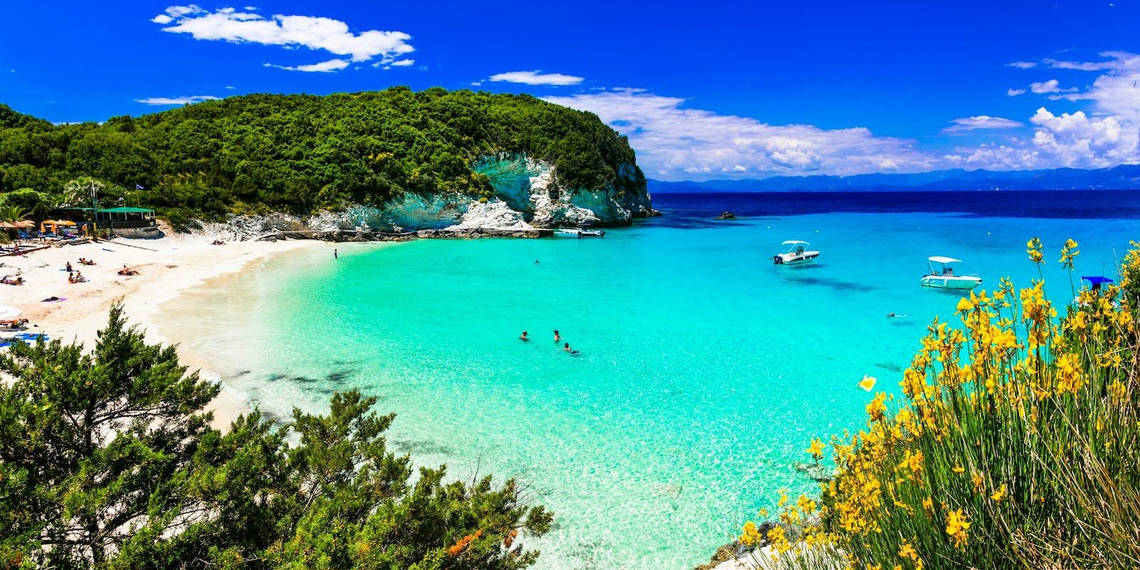 Antipaxos, Ionische Inseln | Griechenland.de
