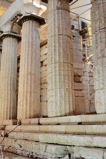 Apollontempel bei Bassae, Peloponnes | griechenland.de