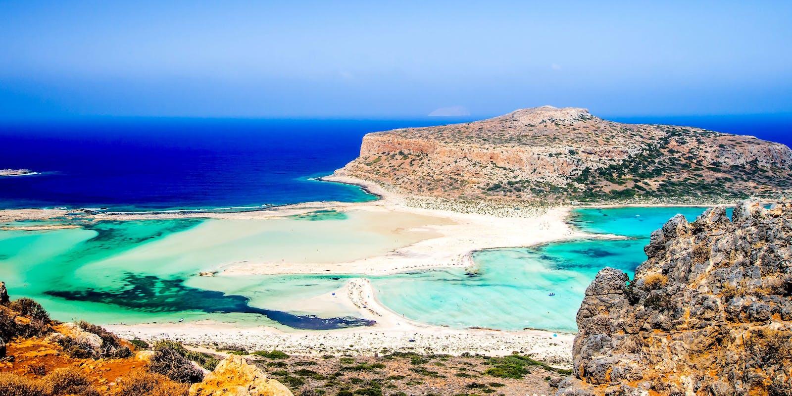 Balos Beach, Kreta | griechenland.de