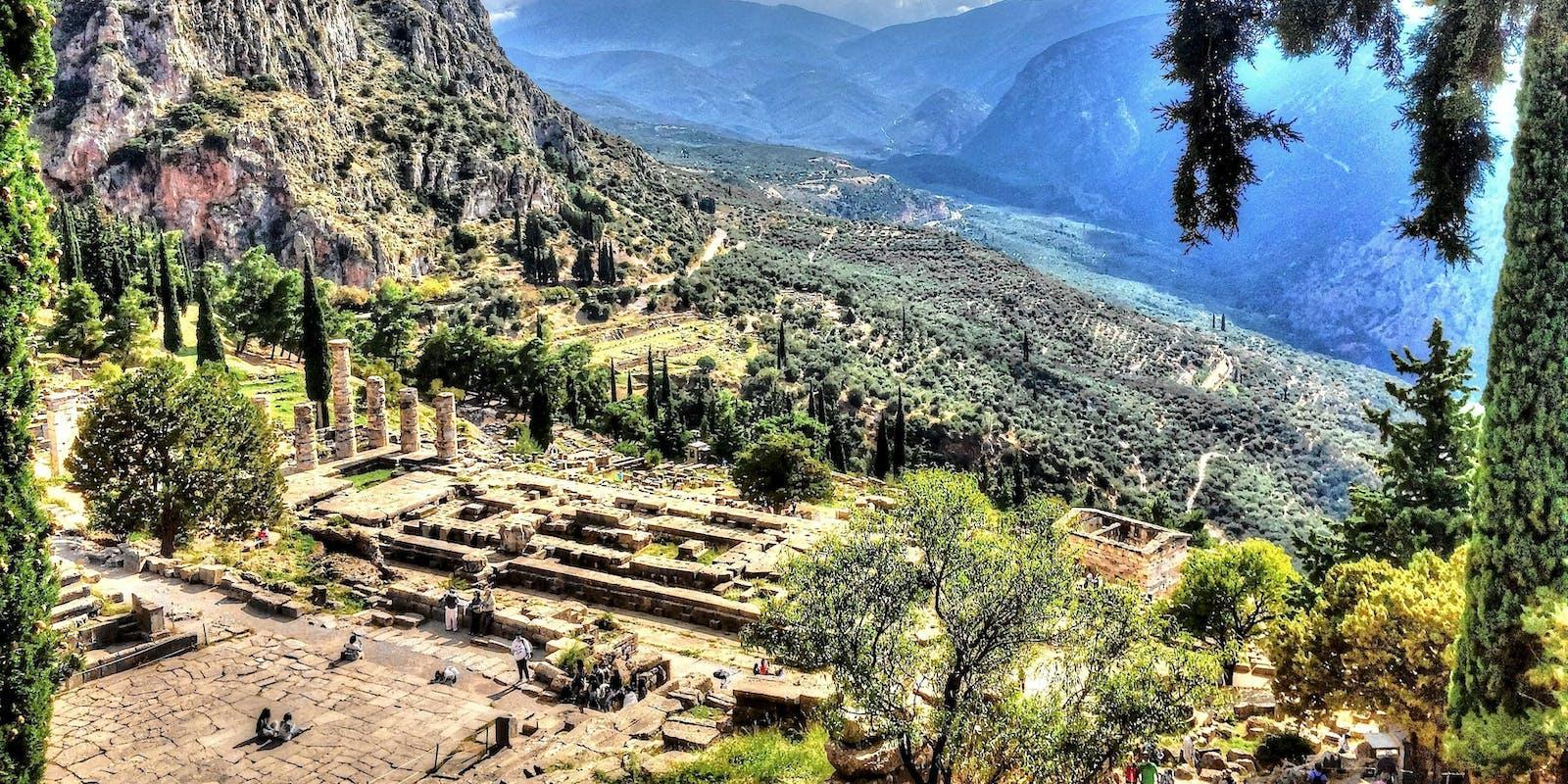 Delphi | griechenland.de
