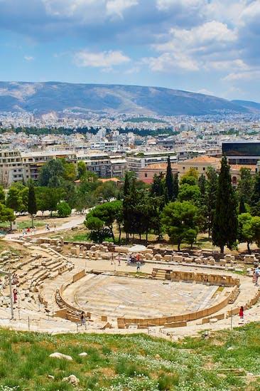 Dionysostheater, Athen | Griechenland.de