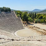 Epidauros, Peloponnes | griechenland.de