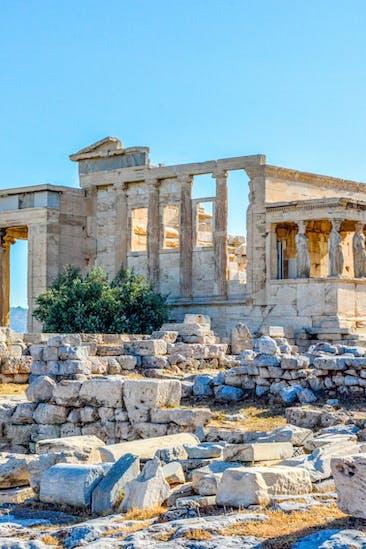 Erechtheion, Athen | griechenland.de