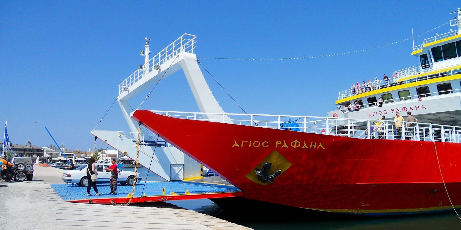 Fähren | griechenland.de