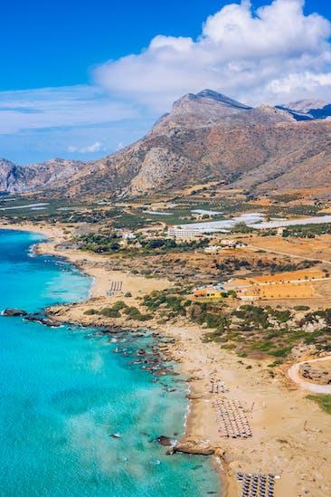 Falasarna Beach auf Kreta | Griechenland.de