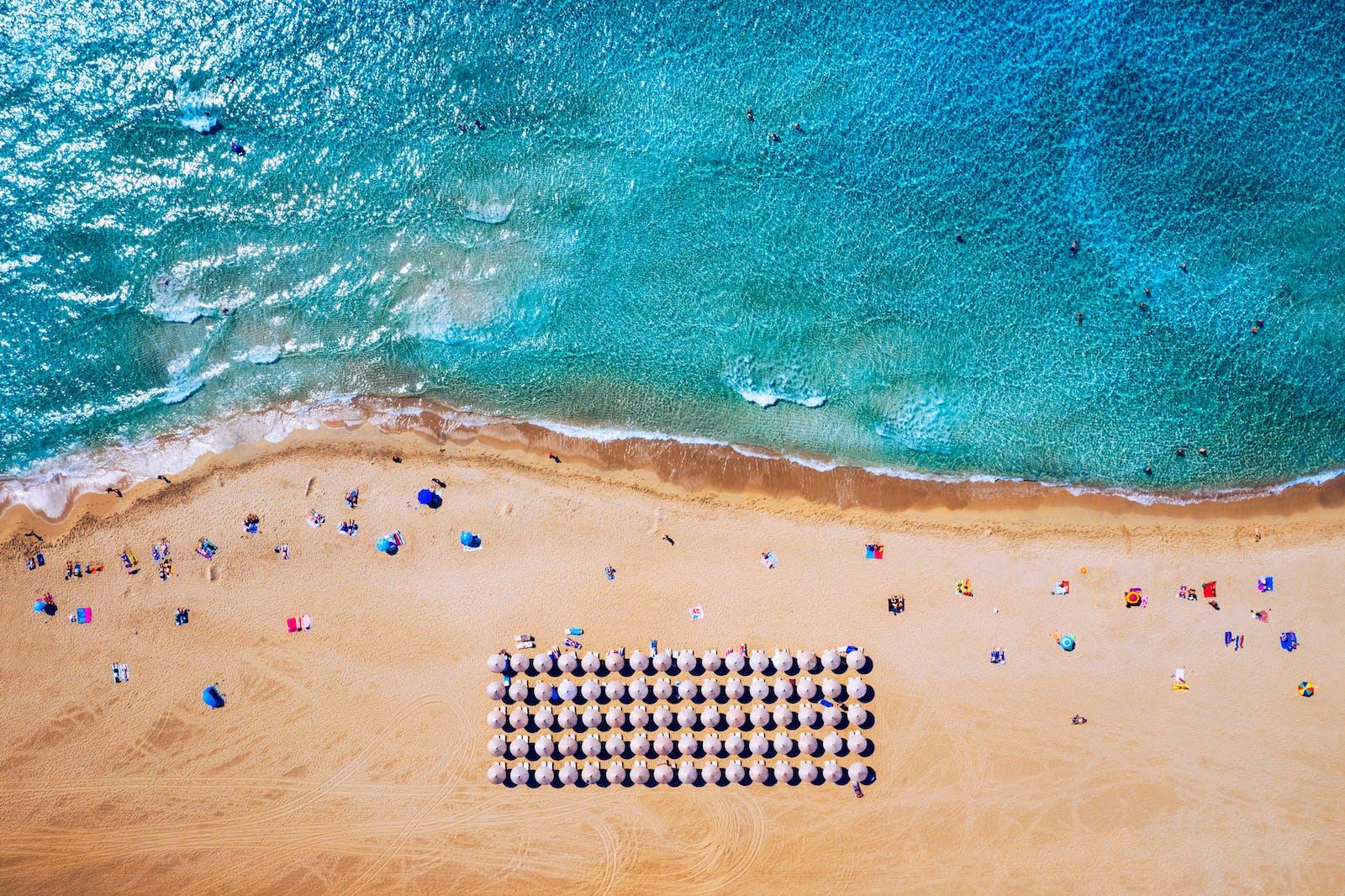 Falasarna Beach, Kreta | Griechenland.de