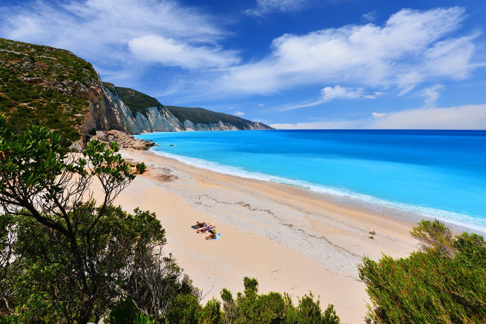 Fteri Beach, Kefalonia | griechenland.de