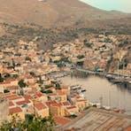 Hafen der Insel Symi, Dodekanes | griechenland.de