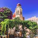 Innenstadt Korfu Griechenland