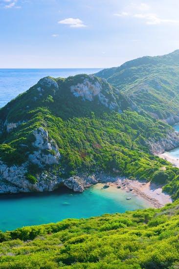 Kap Agios Stefanos. Afionas, Korfu | Griechenland.de