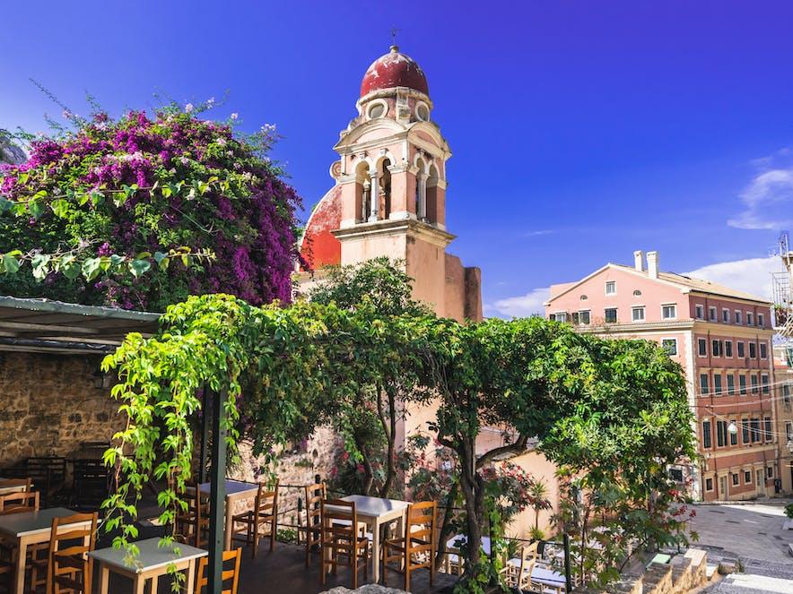 Kerkyra, Korfu | griechenland.de
