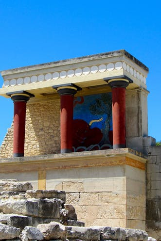 Knossos | griechenland.de