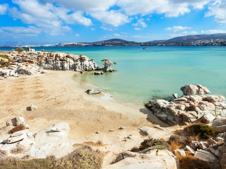 Kolymbithres Beach auf Paros | griechenland.de