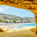Matala, Kreta | Griechenland.de