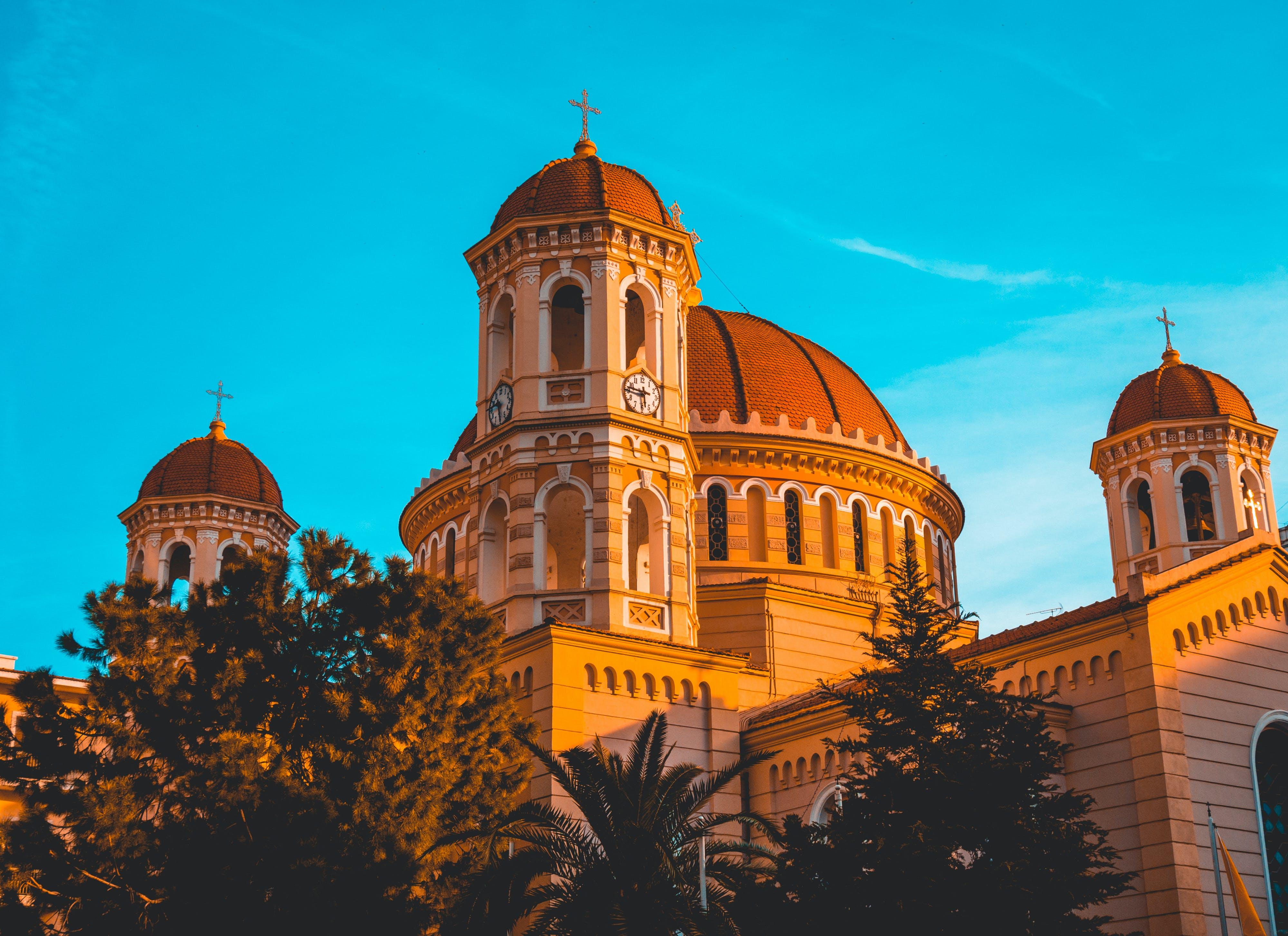 Metropolitankirche des hl. Gregorios Palamas, Thessaloniki | griechenland.de