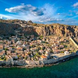 Monemvasia, Peloponnes | Griechenland.de