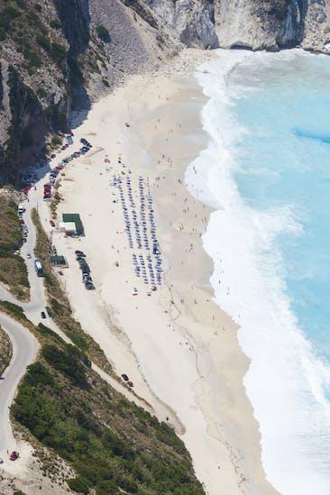 Myrtos Beach, Kefalonia | griechenland.de