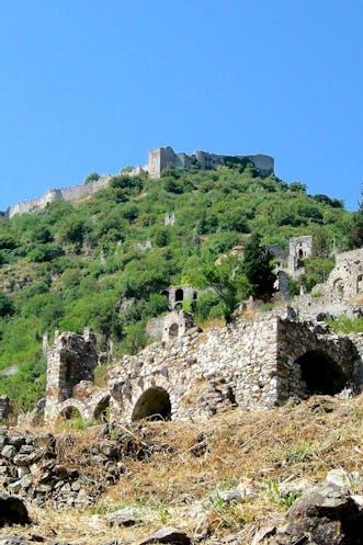 Ruinenstadt Mystras | griechenland.de