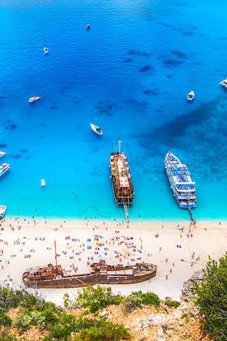 Navagio Beach, Zakynthos | griechenland.de