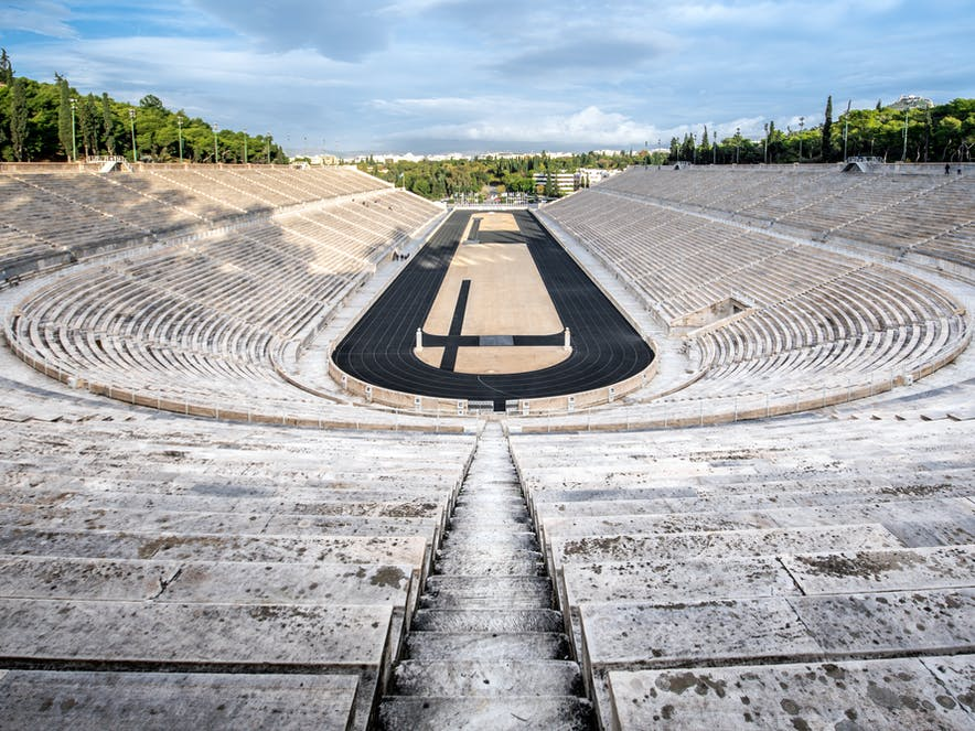 Olympia-Stadion in Athen | griechenland.de