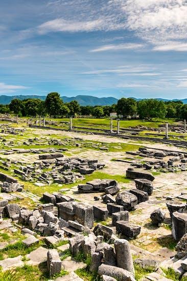 Philippi, Makedonien | Griechenland.de