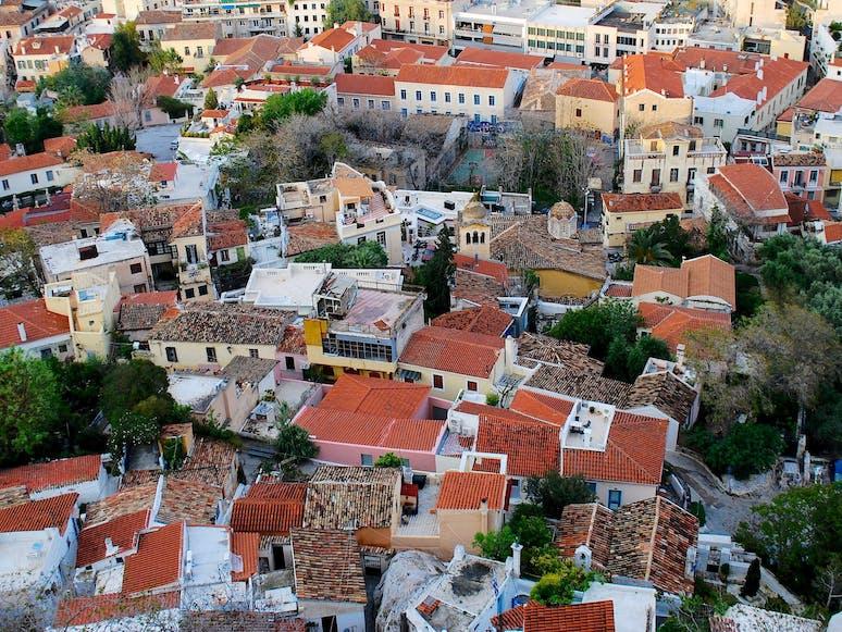 Plaka, Athen | griechenland.de
