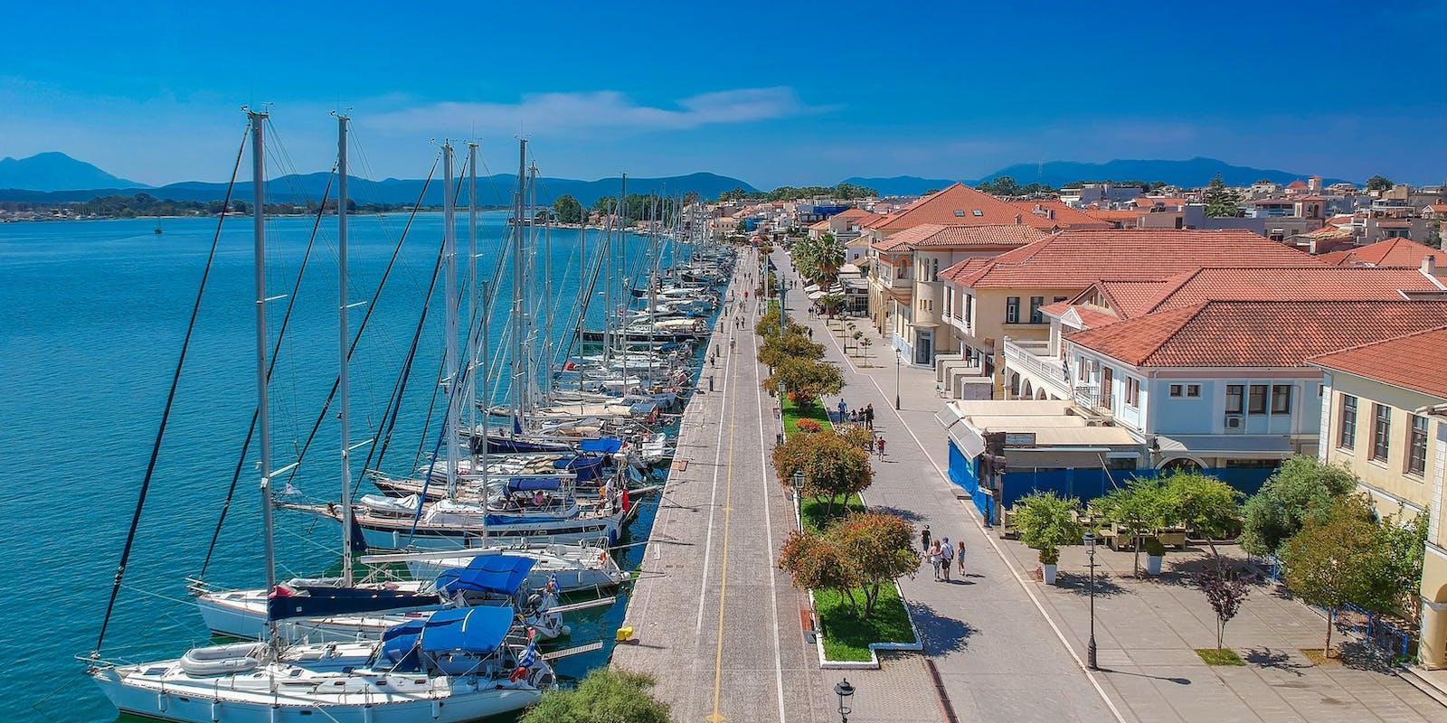 Preveza, Epirus | Griechenland.de