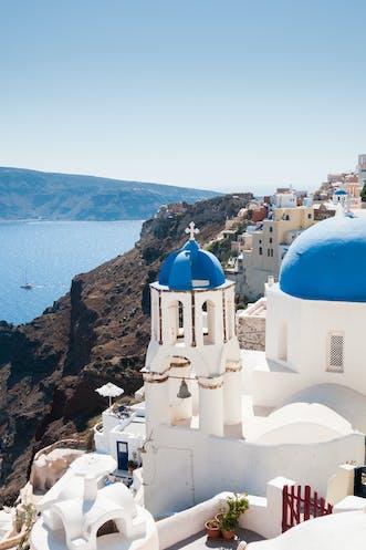 Santorini, Kykladen | griechenland.de