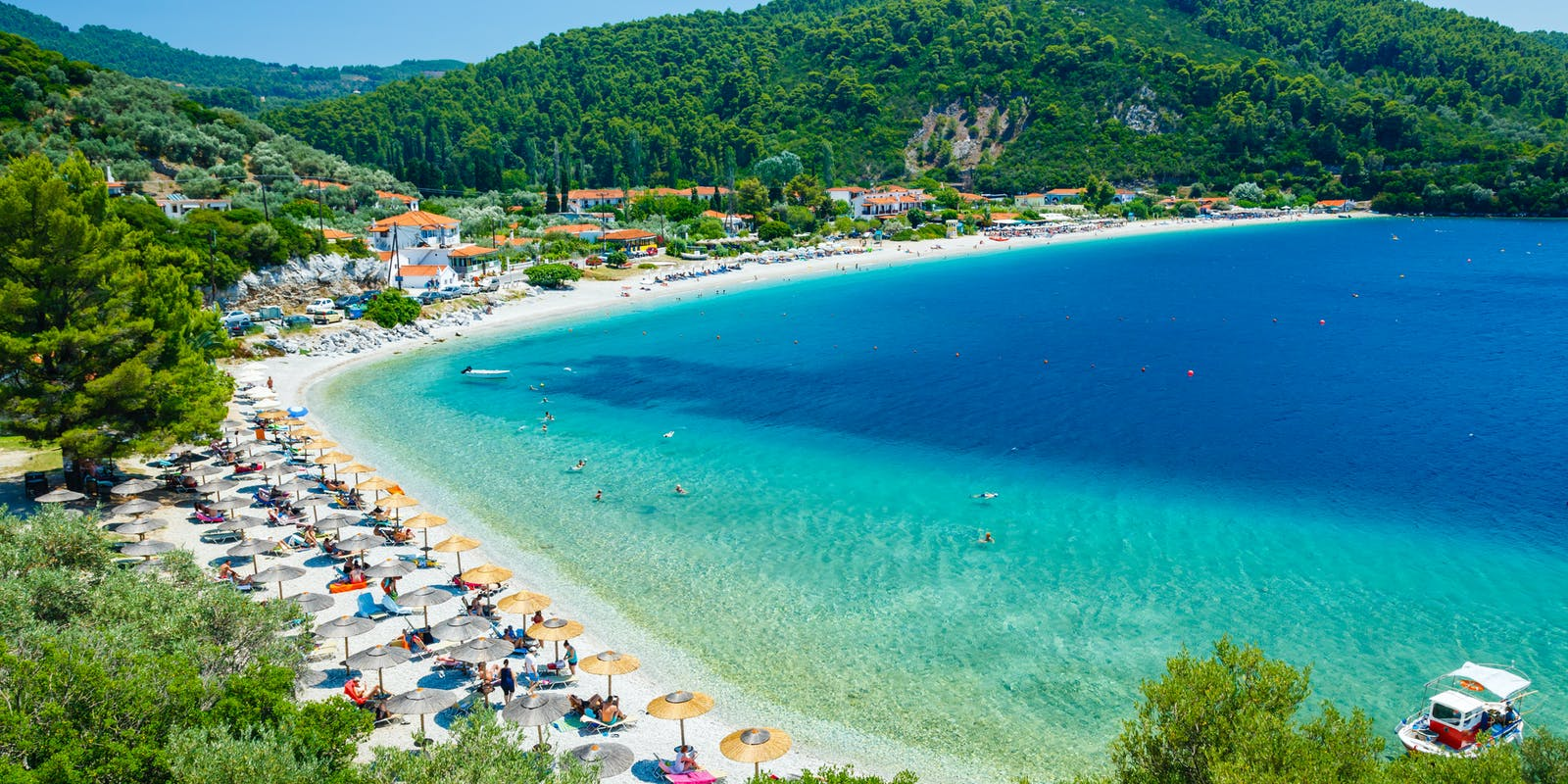 Skopelos, Thessalien | Griechenland.de