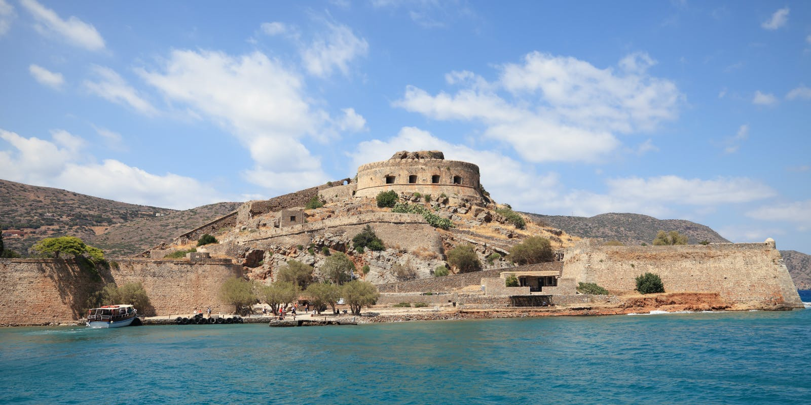 Spinalonga, Kreta | griechenland.de