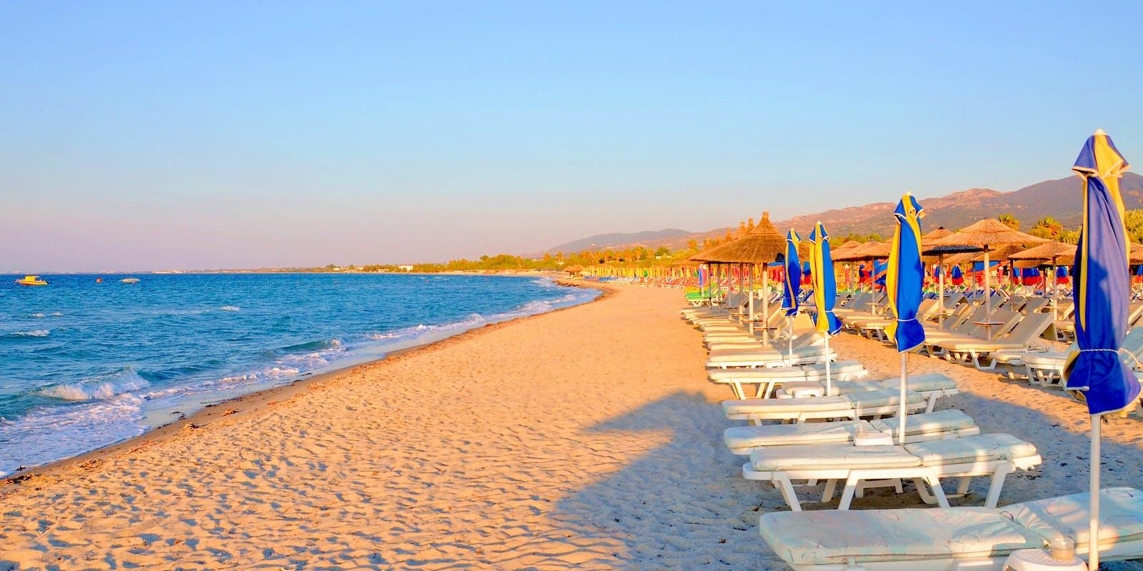 Tigaki und Tigaki Beach, Kos   Griechenland.de