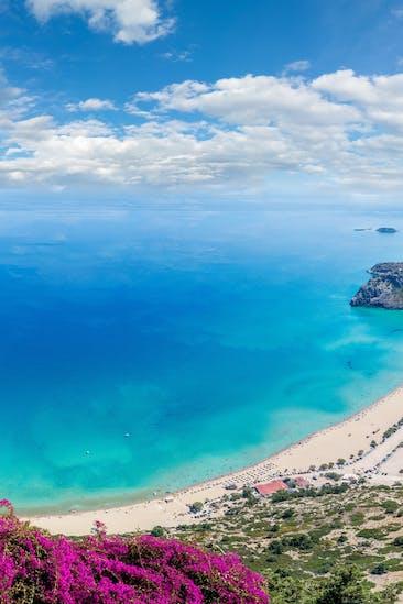 Tsambika Beach, Rhodos | Griechenland.de