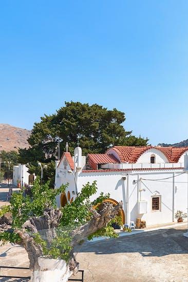Tsambika Kloster, Rhodos | Griechenland.de