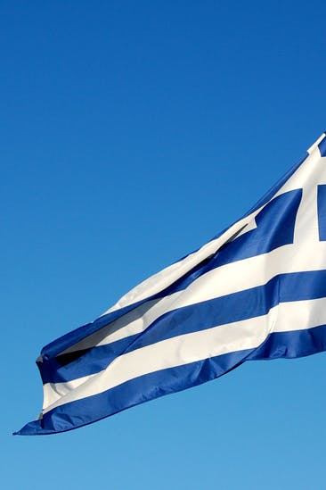 griechische Fahne | griechenland.de
